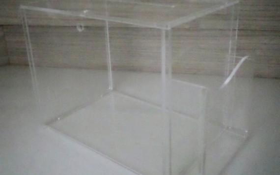 Urnas e caixas de sugestões