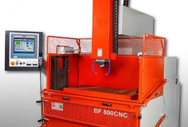 Eletroerosão PNC e CNC