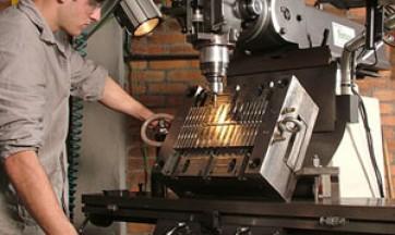 Fresadora Ferramenteira Pinacle ISO 40