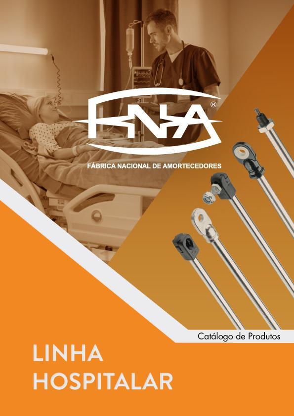 Catálogo Completo de Produtos Linha Hospitalar