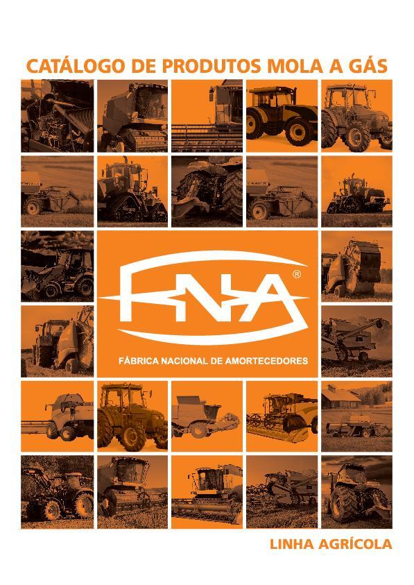 Catálogo Completo de Produtos Linha Agrícola